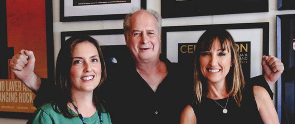 Michael Gudinski's Mushroom Group Partners With Susan Cotchin on New Neighbouring Rights Company