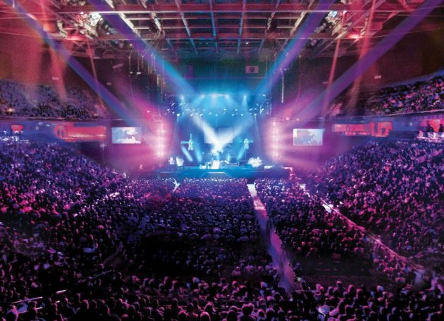 Academy Of Country Music Industry Award Winners – Mohegan Sun Arena Wins Casino of The Year, Large Capacity