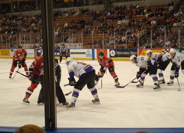 New Hampshire's Pro Minor League Hockey Team Folds
