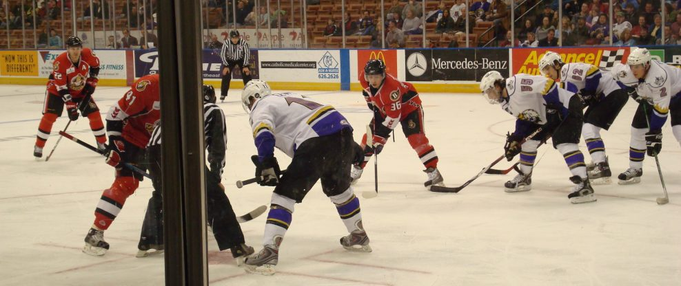 New Hampshire's Pro Minor League Hockey Team Folds