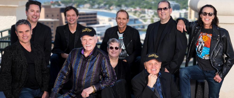 WME Signs The Beach Boys