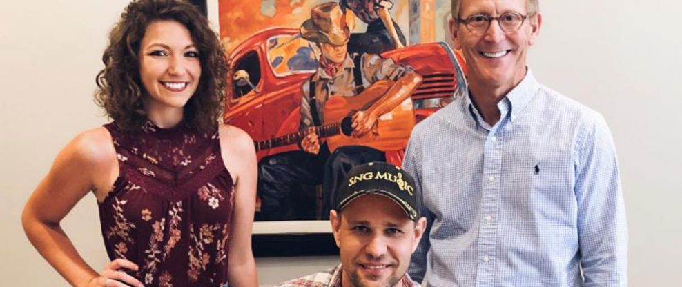 SNG Music Signs Oran Thornton To Worldwide Publishing Deal