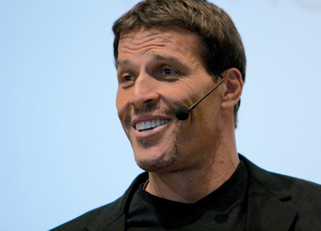 Self-Help Guru Tony Robbins Accused Of Sexual Misconduct