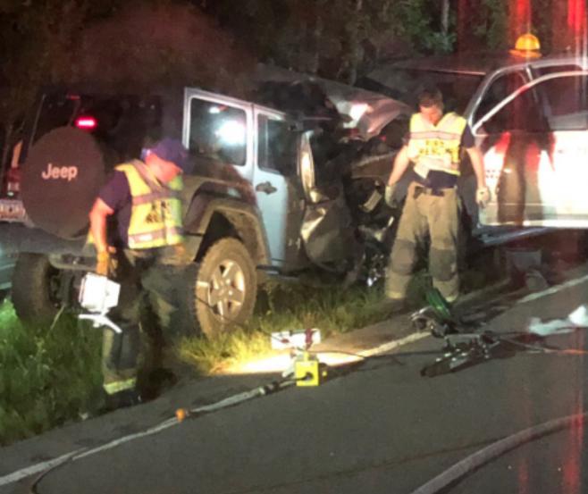 Travis Tritt's Tour Bus Involved In Fatal Car Accident
