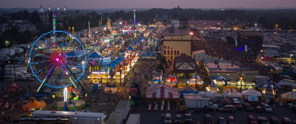 Live Nation To Promote Allentown Fair
