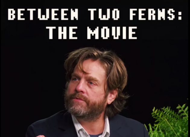 Netflix Announces 'Between Two Ferns: The Movie'