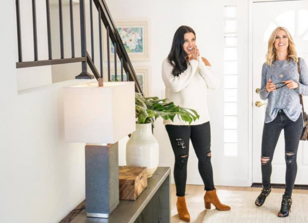 'Flip Or Flop' Meets The Music Industry: HGTV Show Debuts Tonight Featuring AEG's Cassandra Zebisch