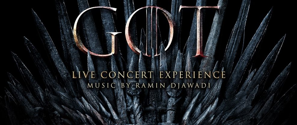 Live Nation Announces Return Of Game Of Thrones Live Concert Experience