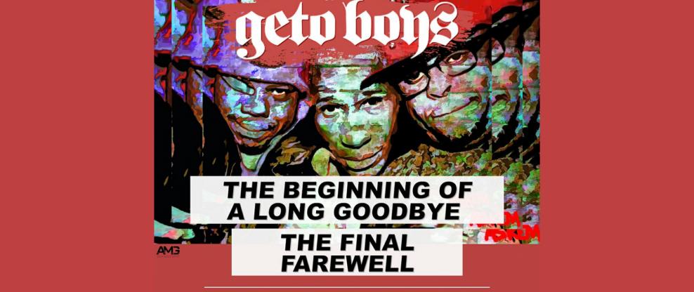 Geto Boys Plot Short Tour For 'A Long Goodbye'