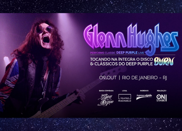Glenn Hughes Reschedules UK Dates