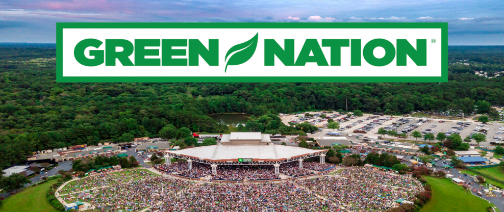 Live Nation Sets Sustainability Goals As Part Of Ongoing Green Nation Program
