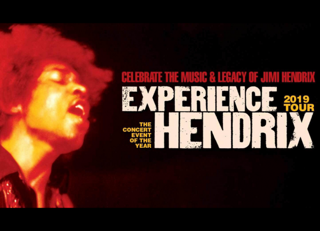 Experience Hendrix Tour Announces Western U.S. Dates