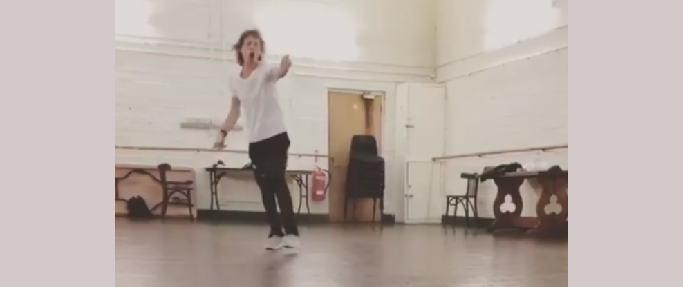 Mick Jagger Gets His Moves Back As Stones Prepare To Announce Dates