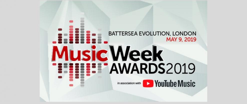 Music Week Award Winners