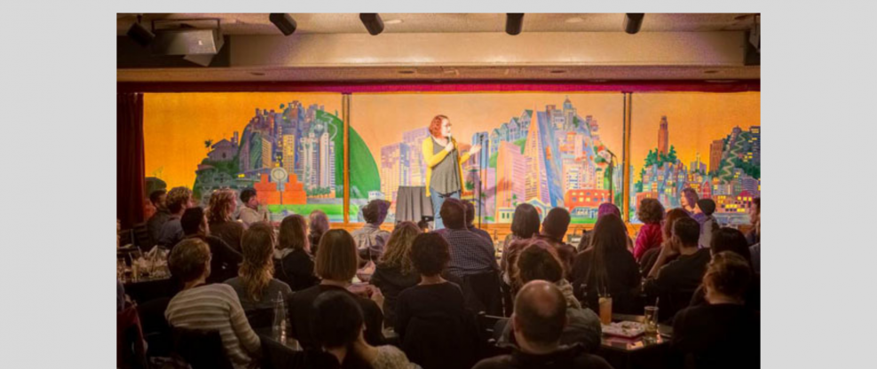 Bill Graham's Punch Line Comedy Club To Leave Original Location