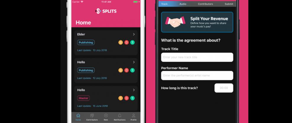 Create Music Group Announces App That Generates Split Agreements