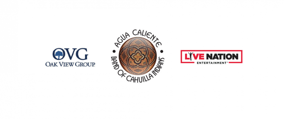 Agua Caliente, OVG, Live Nation Announce New Palm Springs Arena