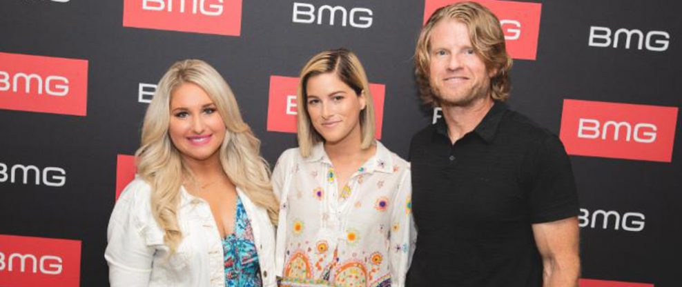 Grammy-Nominated Singer-Songwriter Cassadee Pope Signs With BMG Music Publishing