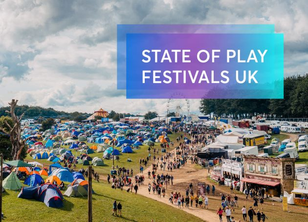 Ticketmaster UK Unveils State Of Play: Festivals Study