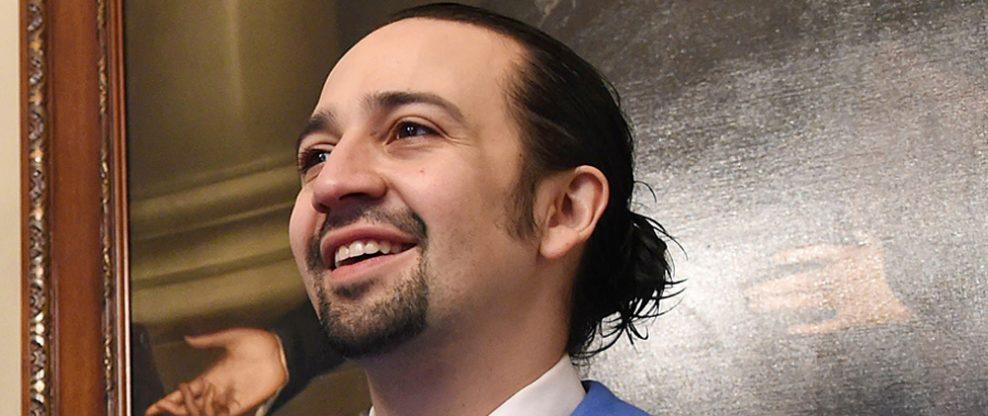 Lin-Manuel Miranda To Bring 'Freestyle Love Supreme' To Broadway