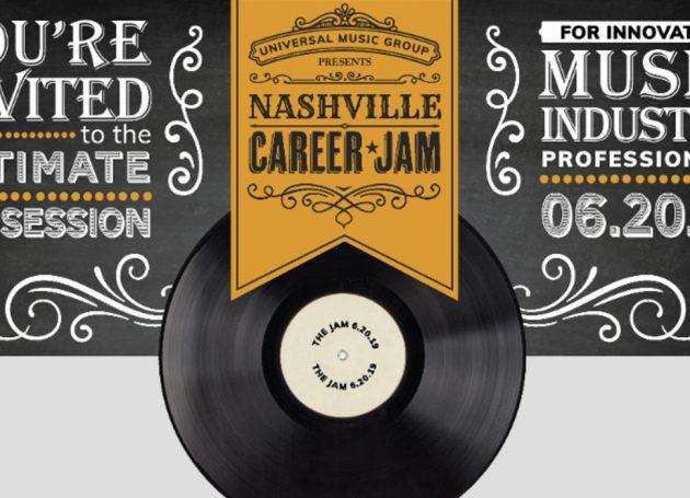 Universal Music Launches Nashville Career Jam