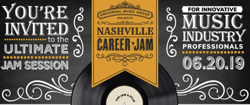 Universal Music Launches Nashville Career Jam - CelebrityAccess
