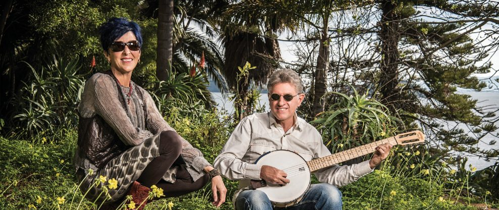 The Nell And Jim Band Talk Roots Music, Inclusion, Coffee