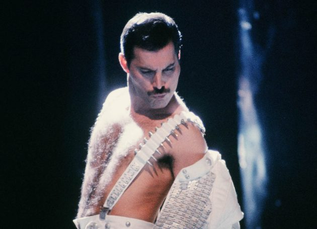 UMG Releases Previously Unheard Performance From Legendary Queen Frontman Freddie Mercury