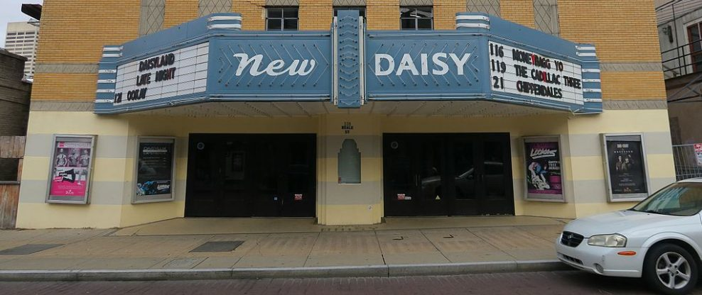Owner Of Memphis' New Daisy Theatre Arrested On Theft Charges