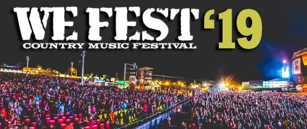 We Fest 2019