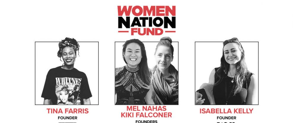 Live Nation's Women Nation Fund
