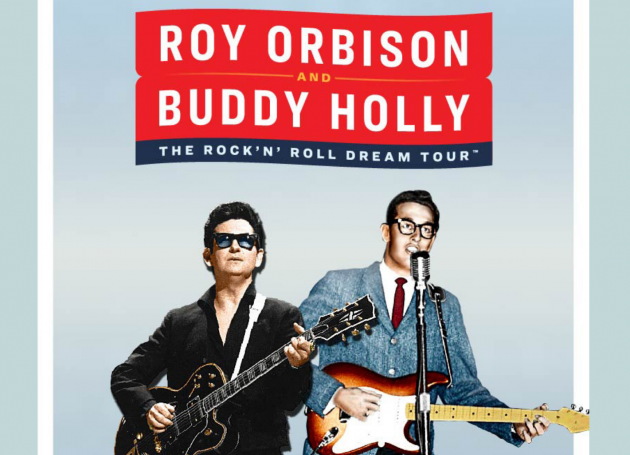 BASE Hologram Announces Buddy Holly / Roy Orbison Tour