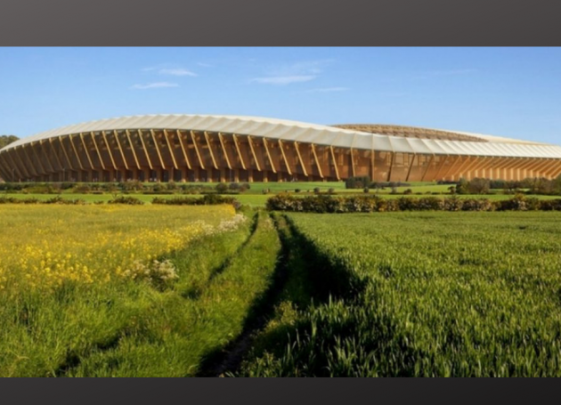 Forest Green Stadium Plans Rejected In UK