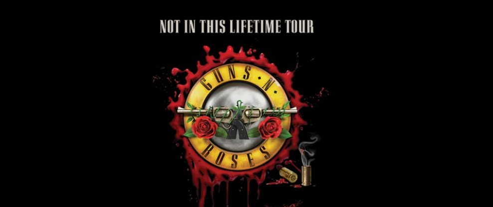 Guns N' Roses Add More U.S. Shows To 'Not In This Lifetime' Tour