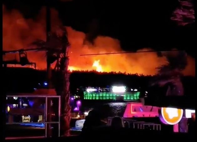 Fresh Island Festival in Croatia Evacuated Due to Fire