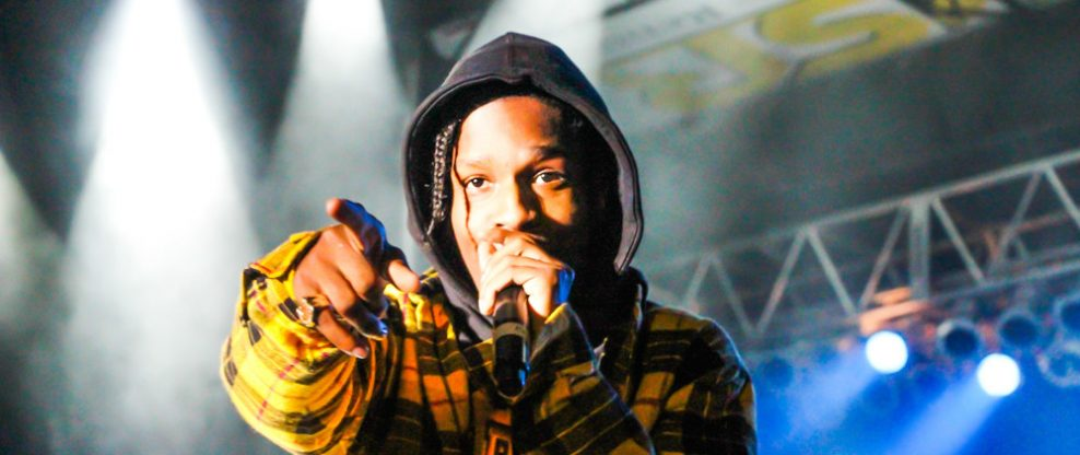 A$AP Rocky To Perform In Stockholm