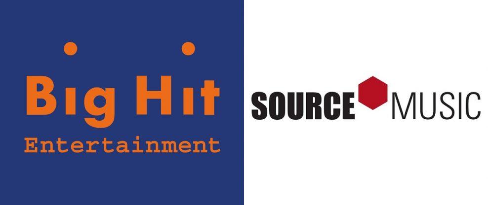 BTS's Label Big Hit Entertainment Acquires Source Music