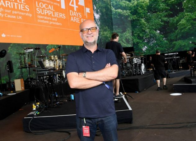 AEG Ups Jim King to CEO of European Festivals Division