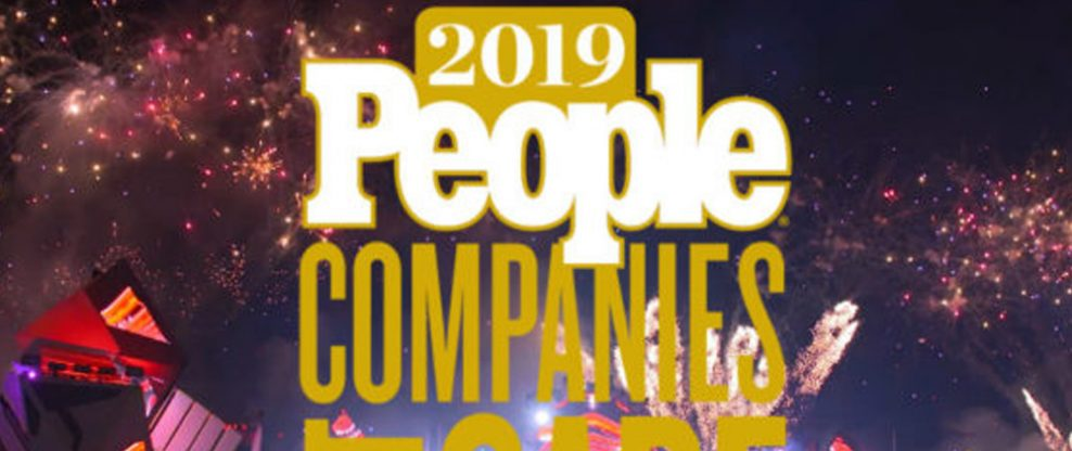 "Live Nation Selected As One Of People's Top 50 ""Companies That Care"""