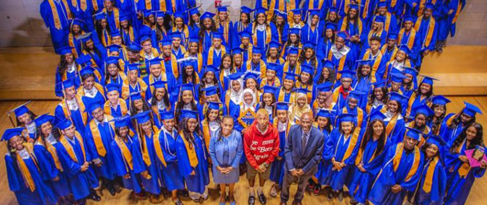 Pharrell Williams Guarantees Internships To Harlem High School Graduates