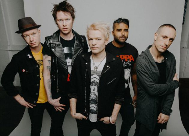 Sum 41 to Celebrate 15-Year Anniversary of 'Chuck' on Upcoming 'Order In Decline' North American Tour