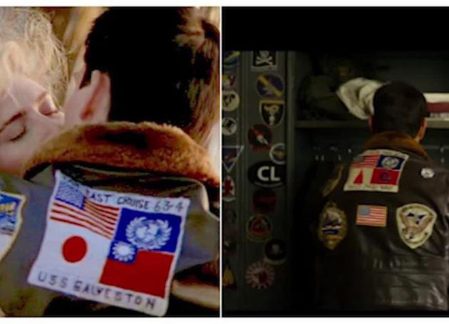 Tencent-Backed 'Top Gun' Sequel Cuts Japan & Taiwan Flags From Tom Cruise's Jacket
