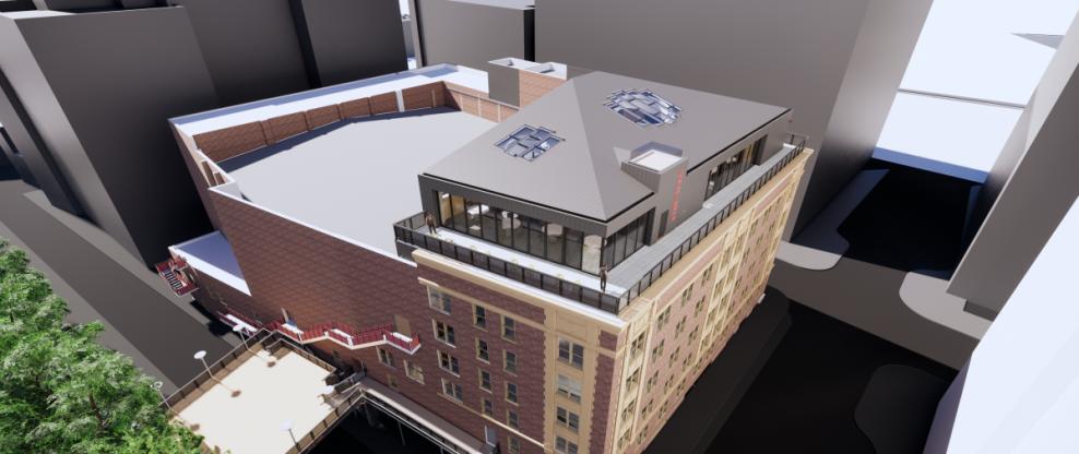 San Antonio's Aztec Theatre To Add Rooftop Bar