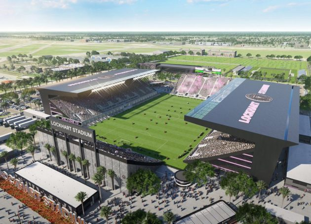 Inter Miami Soccer Team Locks Down Ft. Lauderdale Stadium Deal