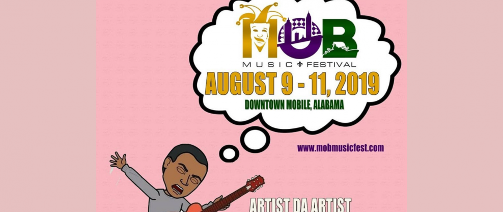 MOB Music Festival Postponed Because Of Tropical Storm Barry