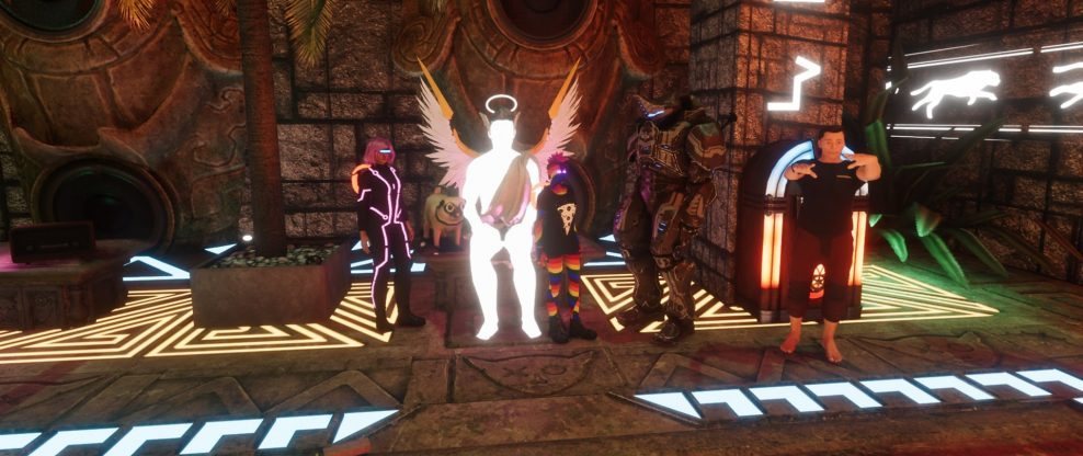 Maker Of Second Life Helps Create Virtual Reality Concerts