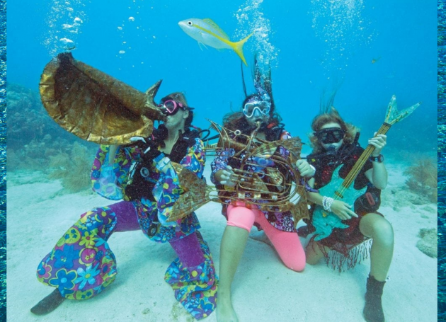 35th Underwater Music Festival Launches Today
