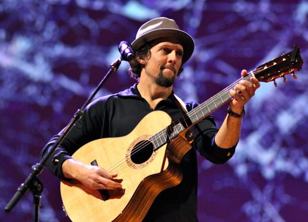 Jason Mraz Named First-Ever Ambassador for Recording Academy's Annual District Advocacy Day
