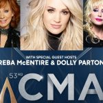 Carrie Underwood To Host 53rd Annual CMA Awards