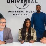 Ugandan Superstar Irene Ntalé Signs With Universal Music Group Nigeria
